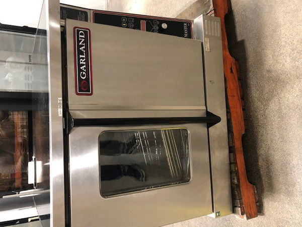 Picture of Garland MCO-ES-10E Single Deck Electric Convection Oven - USED